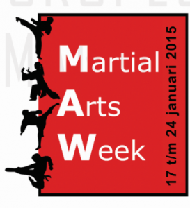 Martial arts week 2015